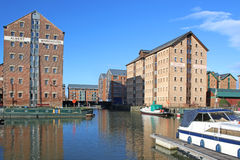 Gloucester Docks Stock Images