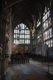 Gloucester-Kathedrale Lizenzfreies Stockfoto