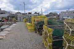 Gloucester, pueblo pesquero del mA Fotografía de archivo