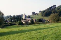 Gloucestershire cênico - Hawkesbury fotografia de stock