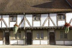 Gloucestershire - Tewkesbury pitorescos Fotos de Stock