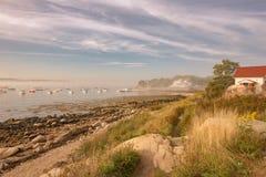 Glouchester, le Massachusetts Image stock
