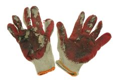 Glove-2 Stockbild