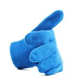The glove Royalty Free Stock Image
