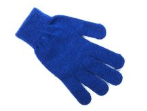 The glove Royalty Free Stock Photo