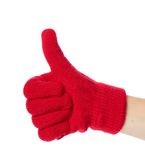 The glove Stock Image