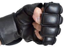 Glove Fist Stock Photography