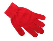The glove Royalty Free Stock Images