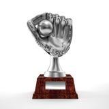 Glove trophy Stock Photos