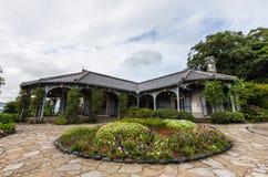 Glover Garden in Nagasaki, Japan Stock Photos