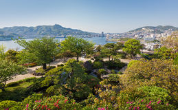 Glover Garden in Nagasaki, Japan Stock Images