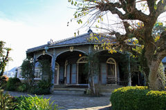 Glover house in Glover garden, Nagasaki Stock Photo
