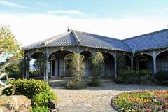 Glover house in Glover garden, Nagasaki Royalty Free Stock Photography
