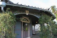 Glover house in Glover garden, Nagasaki Stock Image