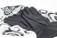 glovers s γυναίκες σαλιών Στοκ Φωτογραφίες