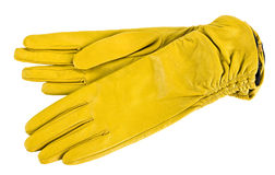 Gloves Royalty Free Stock Photos