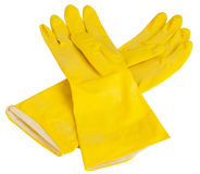 Gloves Royalty Free Stock Images