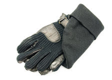 Gloves and cap Stock Photo