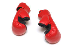 Gloves for hand-to-hand fight Royalty Free Stock Photos