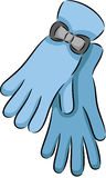 Gloves Stock Photos