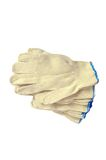 Gloves isolated on white Royalty Free Stock Images