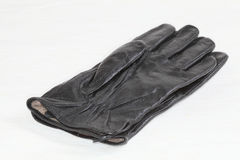 Gloves leather. Royalty Free Stock Photo