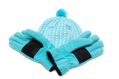 Gloves and nodding Royalty Free Stock Photo