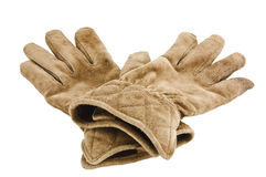 Gloves - Pair Royalty Free Stock Photos