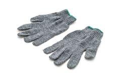 Gloves on white background. Gloves isolated on white background stock images