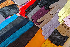 Gloves for Women Stock Photography