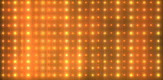 Glow dots screen Royalty Free Stock Photo