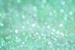 Glow glitter background. Elegant abstract background with bokeh Stock Photos