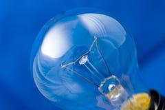 Glow lamp. A macro shot of a glow lamp Royalty Free Stock Photos