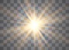 Glow light effect, explosion, glitter, spark, sun flash. Vector illustration. Glow light effect, explosion, glitter, spark, sun flash. Vector illustration royalty free illustration