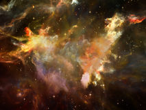 Glow of Space Royalty Free Stock Images