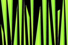 Glow sticks. Background texture of neon glow green sticks Stock Photography