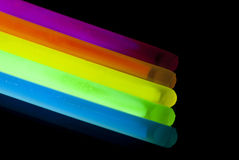 Free Glow Sticks Closeup Stock Image - 53245821