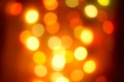 Glowing background Stock Image