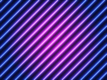 Glowing background with diagonal stripes. Vector illustration stock illustration