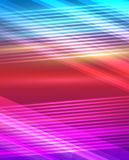 Glowing background overgrown lines page magazine. Abstract background advertising brochure design elements. Futuristic style glow neon disco club, night party Stock Photography