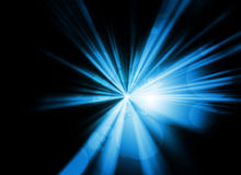 Glowing background. With rays of light Stock Photos