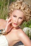 Glowing Beauty Stock Photos