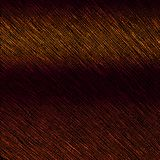 Glowing brush stroked on textured sheet. Dark theme design for textures, backgrounds, Artwork. Fall theme stock illustration