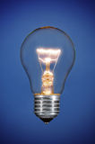 Glowing Bulb Royalty Free Stock Photography