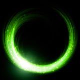 Glowing circle Stock Images