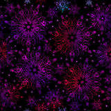 Glowing different colors pattern Royalty Free Stock Photo