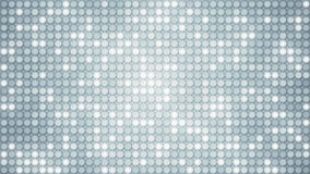 Glowing glitter mosaic abstract background Stock Image