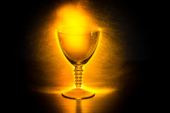 Glowing Goblet Royalty Free Stock Photo