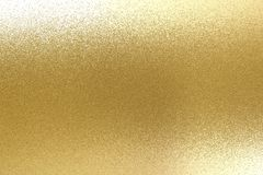 Glowing gold rough stainless steel wall texture, abstract pattern background vector illustration