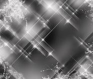 Glowing gray background stock photo